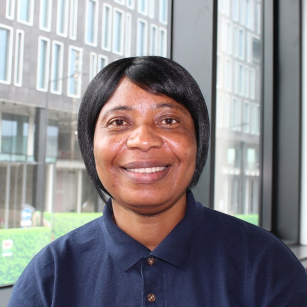 Esther Kabeya, King's Cross Academy